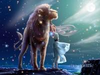 Лев – черты характера. М. Бомбушкар  (автор рисунка Кагая)