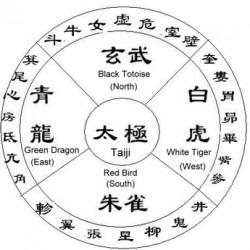 Различия Китайской астрологии от Западной